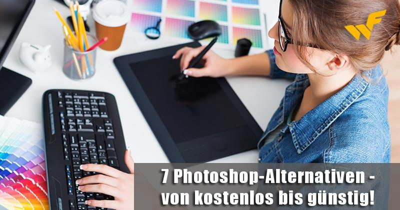 Photoshop Alternativen